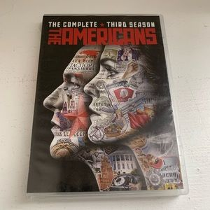 Other - The Americans Third Season DVD Set